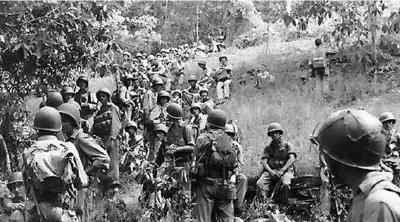 """太平洋戰爭之""""瓜島戰役"""":為何瓜島被稱為""""魔鬼都不來的島嶼""""?"""
