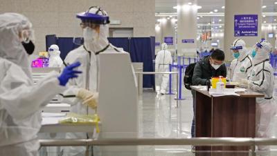 国家卫健委:昨日新增确诊病例39例均为境外输入,湖北连续5天零新增