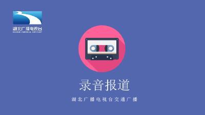 交广录音报道|首条独立环线地铁开工 武汉地铁所有在建项目全面复工