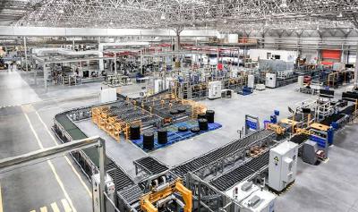 """湖北多举措护航""""停不得""""企业 员工有序返岗 生产扩能增量"""