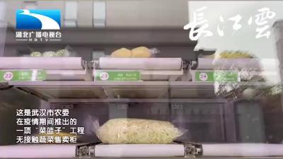 疫情期间,武汉还可以这样买菜!