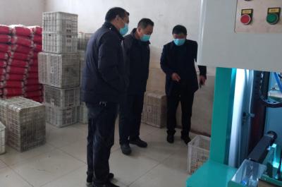 """宜昌:夷陵区深化""""双百""""服务 助推企业复工复产"""