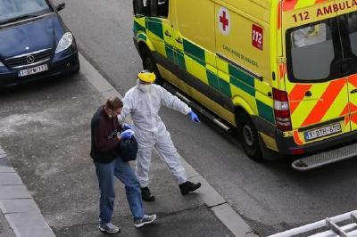 比利时新冠肺炎确诊病例破2万 死亡病例1632例
