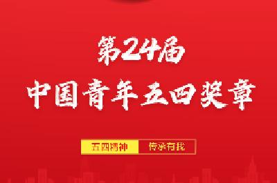 """第24届""""中国青年五四奖章""""公布,向湖北获奖个人、集体致敬!"""