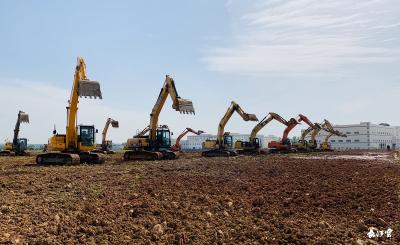 【长江云】宜昌再发力!22个产业项目集中开工,总投资168.35亿元