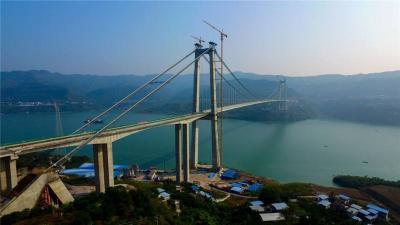 重磅!长江干线过江通道布局规划出炉,5年内湖北重点建设这24座过江通道!