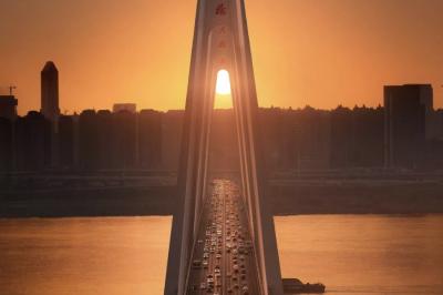 武汉,你好!2020年4月8日0时0分,一起见证大城重启