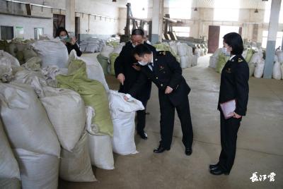 武昌海关多措并举帮扶外贸企业复工复产