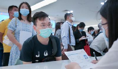 @武汉地区高校毕业生:全国首批高校毕业生线下招聘活动来了,连续9场!