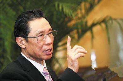 钟南山:中国没有瞒报疫情,我们用事实说话!