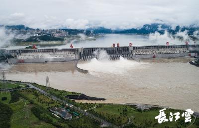 三峡工程今年首次泄洪!近期或迎新一轮洪水