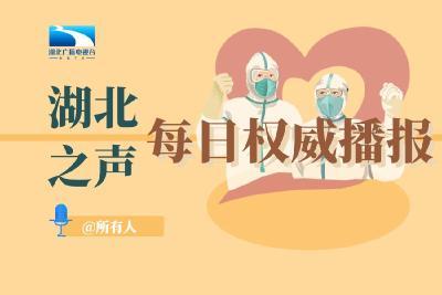 焦点时刻·湖北省新冠肺炎疫情防控指挥部召开第106场新闻发布会。