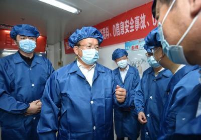 王忠林赴东湖高新区调研,加快推进科技成果产业化