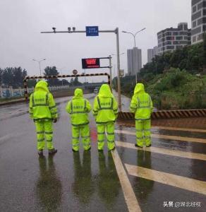 应对强降雨 武汉启动城市排涝保畅联动工作机制