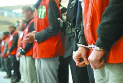 最高检:去年至今年5月全国共批捕毒品犯罪108663人