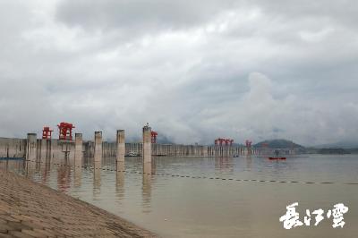 备战新一轮洪水 | 三峡水库持续拦洪错峰减小下游防汛压力