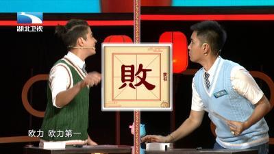 【品味汉字】汉字味道:败