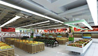 湖北开展大中型超市放心食品销售公开承诺活动