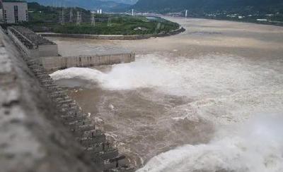 再减!三峡水库减少下泻流量缓解长江中下游防洪压力