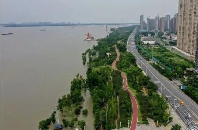 湖北天气 | 雨水随风潜入夜,武汉未来三天阵雨频繁