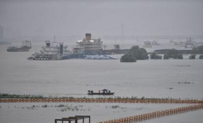 武汉防洪三重压力:地势低洼、上下夹击,中小河流众多