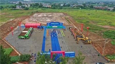 湖北首条智慧高速公路开建!未来与武黄高速相接