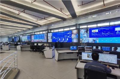 """智慧大脑""""管控安全风险——探访全国冶金行业首个三维可视化管理平台"""
