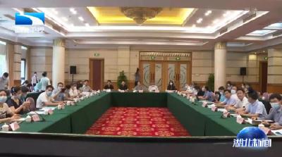国务院联防联控机制联络组支持指导湖北省、武汉市做好治愈患者康复和心理疏导工作