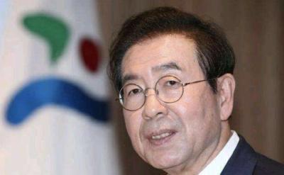 """超20万韩国民众请愿 反对为朴元淳办""""首尔特别市葬"""""""