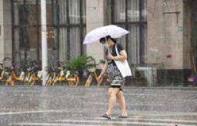 """梅子黄时雨,""""乘风破浪""""时一定要保护好你的脚"""