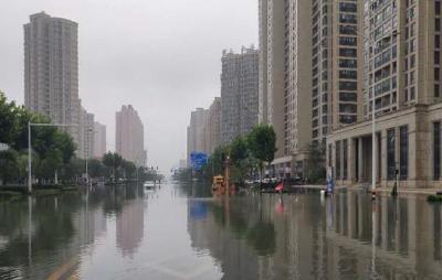 洪湖将防汛应急响应提至1级