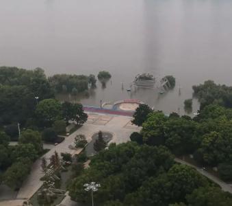 湖北新一轮强降雨、大风来袭!多地发布预警!