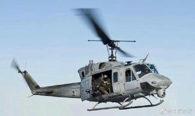 美一军用直升机训练时遭枪击紧急迫降 一人受伤