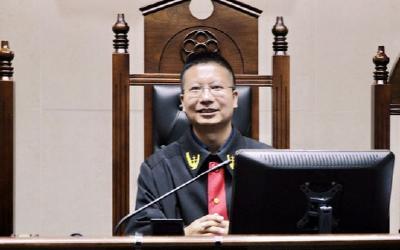 武汉中院商事法官张鹏:优化营商环境,我也出份力