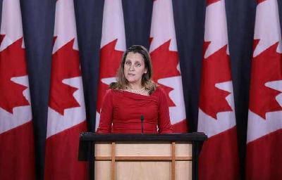 加拿大将对美征收36亿加元的报复性关税