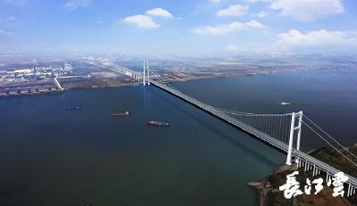 新进展!鄂东地区首座双层长江公路大桥——鄂黄第二过江通道今年汛期后开建