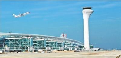"""新中国民航首航经停武汉武汉机场年旅客量  从6.5万""""飞""""涨至2715万"""
