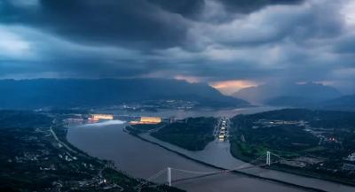 成功应对6场次洪水!入汛以来三峡枢纽总拦蓄水量181.6亿立方米