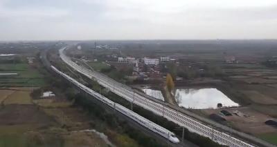 """开建4条铁路,争取2个项目…湖北""""4+2""""规划很提气 !"""