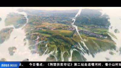 """《荆楚扶贫印记》——堰河村:大山里拼出来的""""绿色梦"""""""