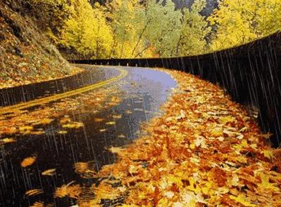 湖北天气 | 秋雨绵绵到何时?湖北旅游气象指数新鲜出炉!秋游那里去?