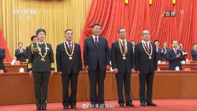 向英雄致敬!今天,随州6名个人1个集体获国家表彰!