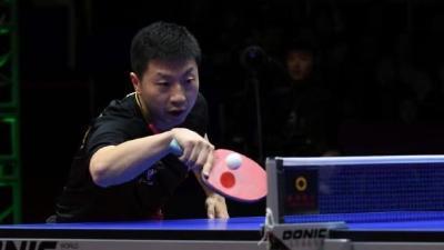乒乓球赛事重启!2020乒乓球世界杯名单公布:马龙领衔 陈梦、孙颖莎落选