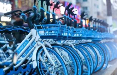 """武汉今年将有3万辆""""北斗""""芯片共享单车投放市场"""