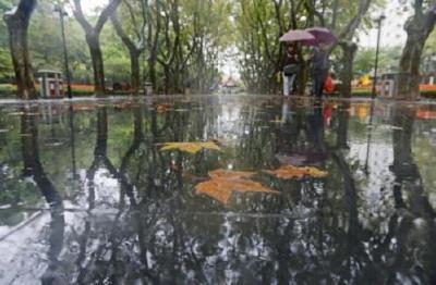 重磅官宣:湖北提前入秋!又一波雨水在路上了