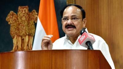 印度副总统奈杜确诊感染新冠肺炎