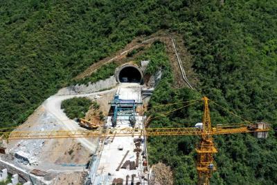 郑万高铁湖北段最新进展来了!