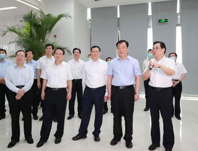 推动鄂赣合作再上新台阶!应勇刘奇王晓东易炼红出席江西·湖北两省交流座谈会