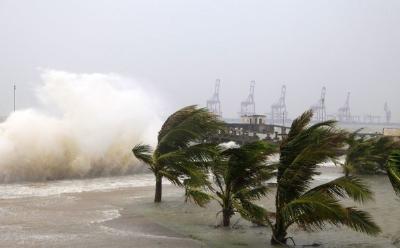 """台风""""美莎克""""将携强风雨影响4省区!秋天也要来了?来看最新入秋进程图"""