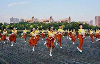 """湖北省第五届""""文化力量,民间精彩""""群众广场舞展演活动即将启动"""